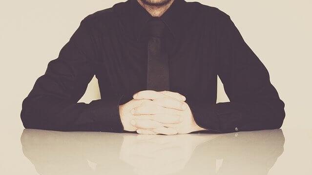 仕事の辞め時サイン②みんながいる前で上司から怒られる